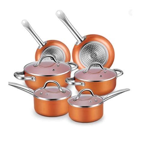 cookware electric stove tops