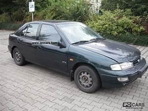1996 Kia Sephia Gtx