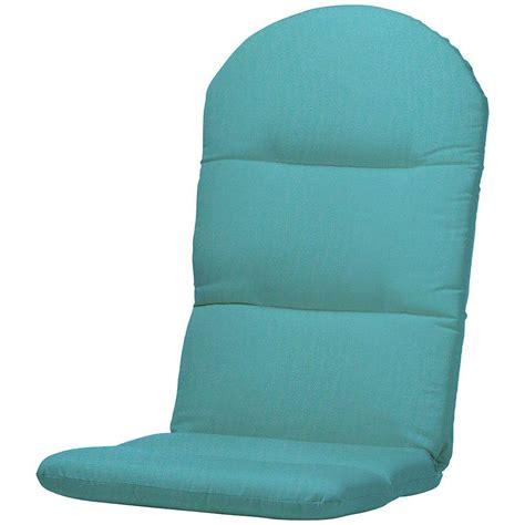 Navy Blue Adirondack Chair Cushions by Home Decorators Collection Sunbrella Aruba Outdoor