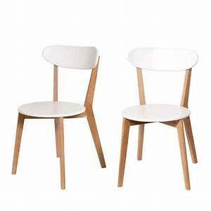 Lot Chaises Scandinaves : chaises design scandinave vitak par drawer ~ Teatrodelosmanantiales.com Idées de Décoration