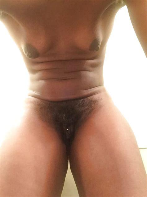 Slim Hairy Ebony Freak Shesfreaky