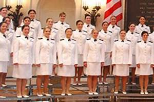 United States Naval Academy Women's Glee Club to perform ...