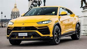 2018 Lamborghini Urus - Wallpapers and HD Images Car Pixel