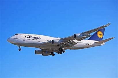 747 Boeing 400 Lufthansa Abvt 1997 Aircraft