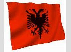 Animierte Flaggen der Welt Gifs Albanien GifParadies