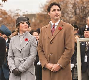 And Justin Trudeau Sophie Gregoire