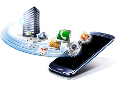 cell phone vpn business solutions services technology from samsung