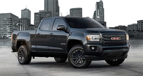2019 Gmc Canyon Changes And Updates  Suvs & Trucks