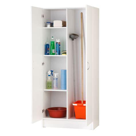 Flat Cupboard Doors by Bedford 900mm White 2 Door Cupboard Bunnings Warehouse