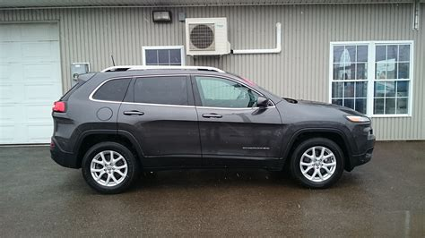 kia jeep used 2016 jeep cherokee north in fredericton used