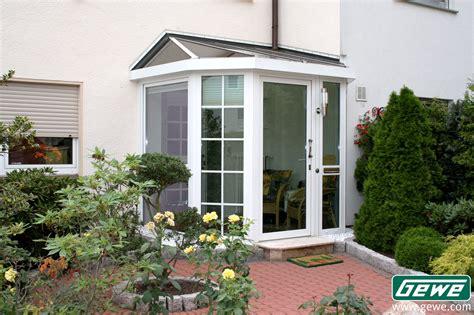 Hauseingang Geschlossener Vorbau by Galerie Windf 228 Nge Gewe Winterg 228 Rten
