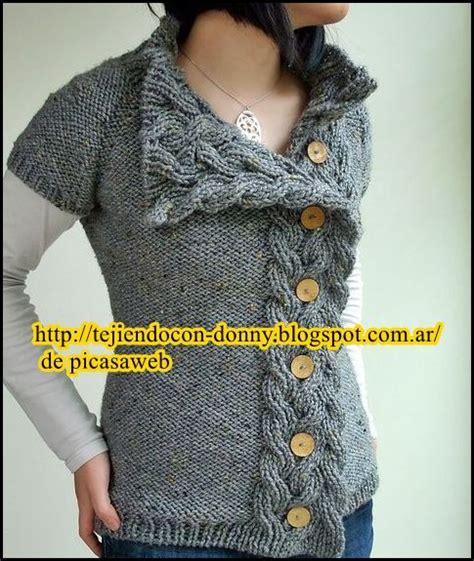 tejidos a dos agujas tricot patrones graficos todo gratis gorros chaleco dos agujas