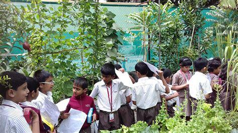 nps indiranagar scholastic class field trip dream garden