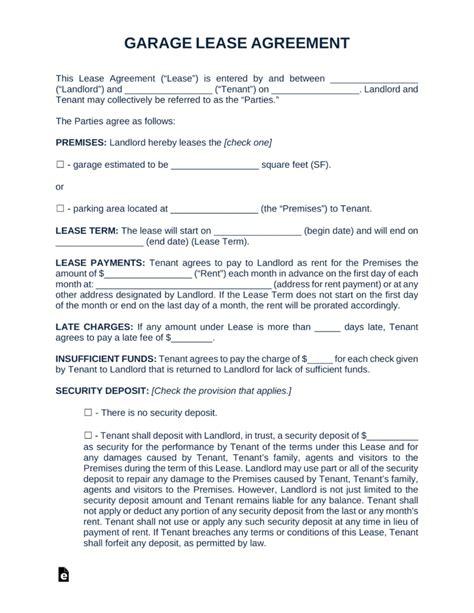 storage rental agreement  newatvsinfo