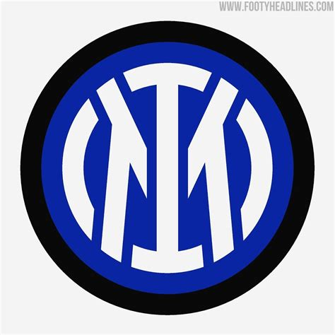 High-Quality Renders: New Inter Milano 2021 Logo Leaked ...