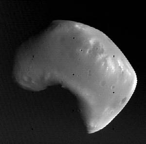 Deimos | Mars Exploration Program