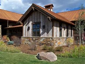 Reclaimed barn wood siding rustic exterior denver for Barn wood exterior siding