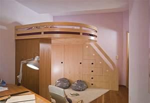 Hochbett Mit Schrank Für Erwachsene : hochbett mit begehbarem kleiderschrank ~ Bigdaddyawards.com Haus und Dekorationen