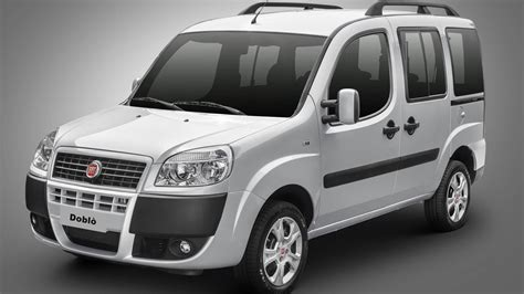 Fiat Doblo 2019 → Preço, Consumo, Fotos, Ficha Técnica