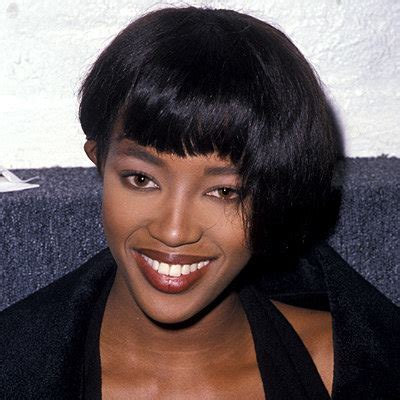 Naomi Campbell's Changing Looks   InStyle.com