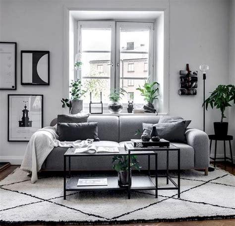 adorable 70 stunning grey white black living room decor