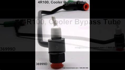cooler bypass tube youtube