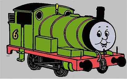 Thomas Train Engine Clipart Tank Clip Cliparts