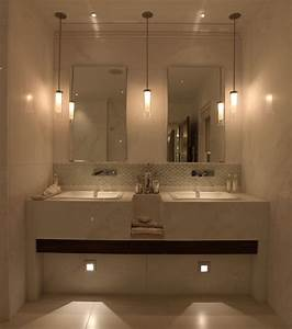 107 best images about bathroom lighting on pinterest for Lighting bathrooms