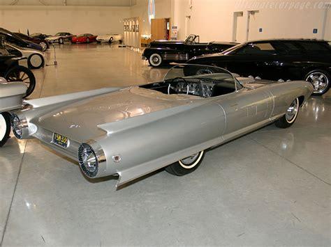 Supercar Lives The 1959 Cadillac Cyclone Steve Hoffman