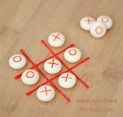 Diy Tic Tac Toe Games For Your Children