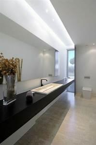 Beleuchtung Für Küchenoberschränke : led indirekte beleuchtung f r ein exklusives badezimmer ~ Michelbontemps.com Haus und Dekorationen