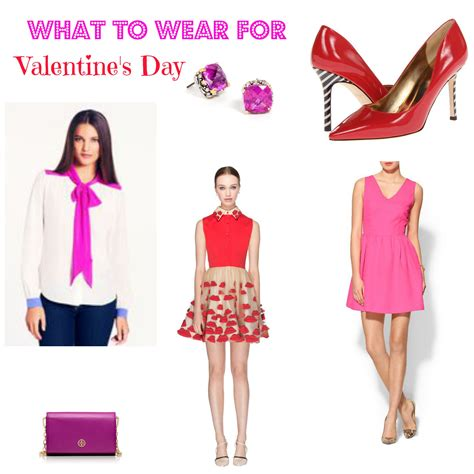 Valentineu0026#39;s Day Outfit Inspiration | Baubles to Bubbles
