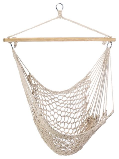 How To Weave A Hammock Chair by Woven Hammock Chair Contemporary Hammocks And Swing