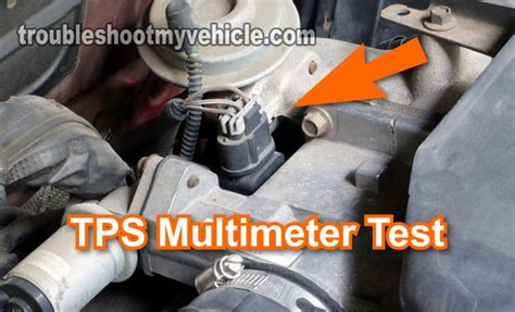 service manual how to check the tps on a 1997 buick lesabre part 1 how to test the throttle