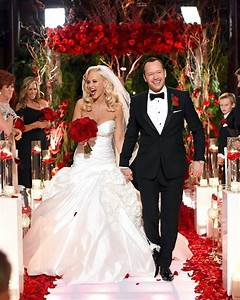 Donnie Wahlberg & wife Jenny McCarthy married for 2 years ...