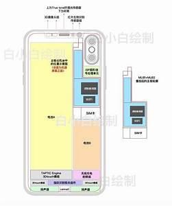 Purported Internal Schematic Of  U0026 39 Iphone 8 U0026 39  Shows  U0026 39 A11