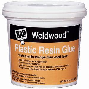 Weldwood Plastic Resin Glue - DAP
