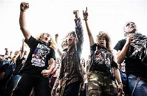 The Positive Psychology of Metal Music | The Smart Set