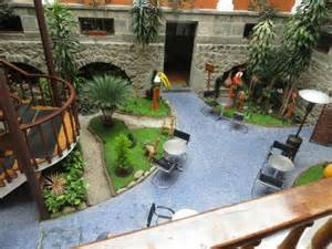 dining area picture of hotel patio andaluz quito