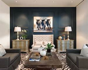 18 stunning living room designs ideas with accent walls With accent wall designs living room