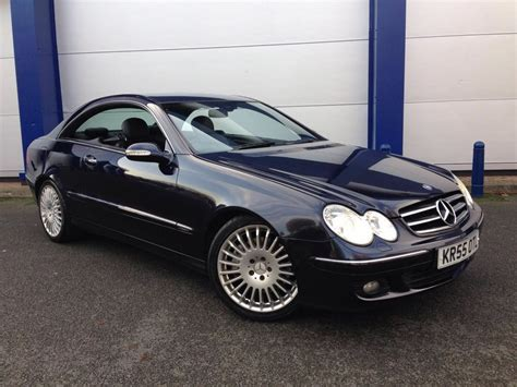 The w204 class c model is a car manufactured by mercedes benz, sold new from year 2007. Mercedes Benz CLK 220 2.1 CDi Avantgarde Blue 2005 Coupe diesel   in Hayes, London   Gumtree
