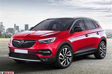 The New Opel Grandland X 2018