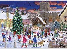 A Christmas Carol Jigsaw Puzzle Calendar Club UK