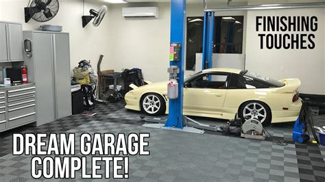 The Dream Garage Is Complete! Youtube