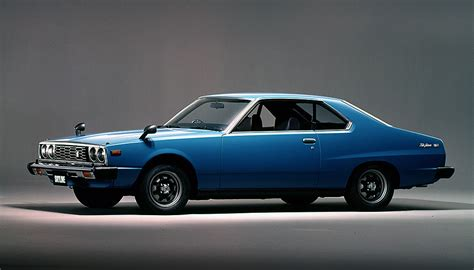 Datsun Skyline by 1978 Datsun 240k Skyline Carsaddiction