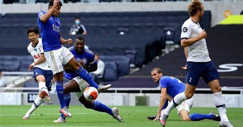 Former referee delivers verdict on Tottenham opening goal ...