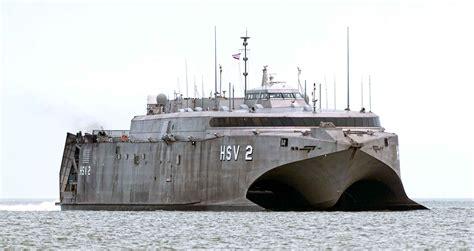 navy catamaran destroyed  red sea ships monthly