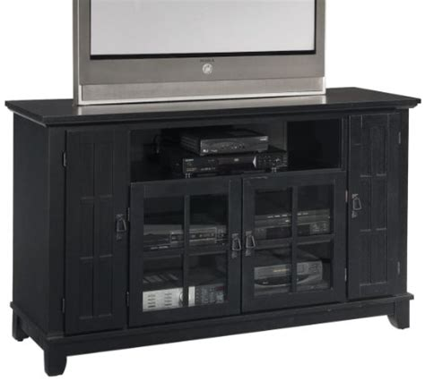 Home Style 518110 Arts And Crafts Entertainment Credenza