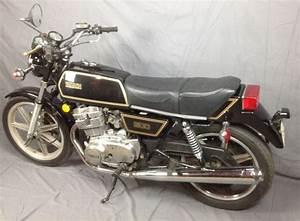Yamaha Xs500 Cafe Racer