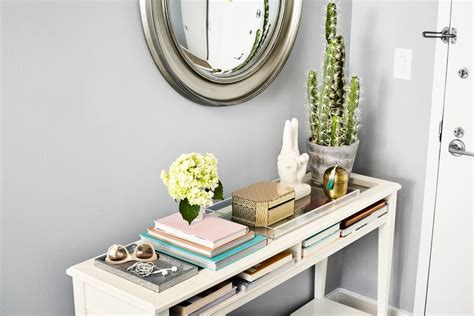 Style Entry Table Like Pro by How To Style Your Entry Table Like A Pro Decoholic